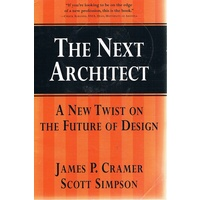 The New Architect. A New Twist On The Future Of  Design