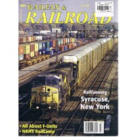 Railfan And Railroad. (Volume 27. Number 7)