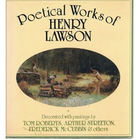 Poetical Works Of Henry Lawson