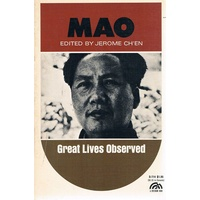 Mao. Great  Lives Observed