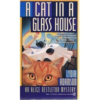 A Cat In A Glass House