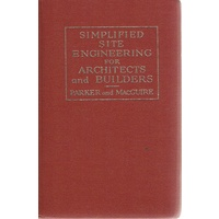 Simplified Site Engineering For Architects And Builders
