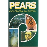 Pears Cyclopaedia 91st Edition