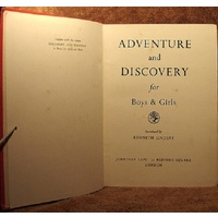 Adventure and Discovery for Boys and Girls