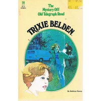 Trixie Belden. The Mystery Off Old Telegraph Road. 20