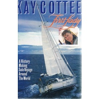 Kay Cottee. First Lady