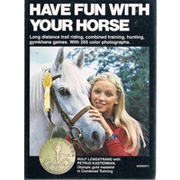 Have Fun With Your Horse