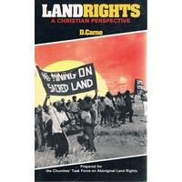 Land Rights A Christian Perspective