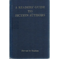 A Readers' Guide To Fiction Authors