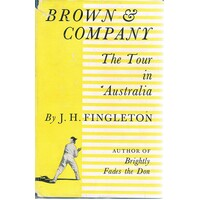 Brown And Company. The Tour In Australia.