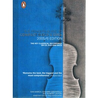 The Penguin Guide to Compact Discs and DVDs 2005/2006 (Penguin Guide to Recorded Classical Music)
