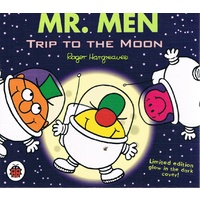 Mr. Men. Trip To The Moon