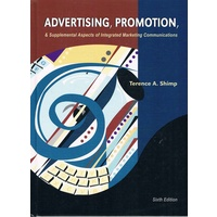 Advertising Promotion & Supplemental Aspects Of Integrated Marketing Communications
