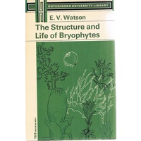 The Structure And Life Of Bryophytes