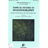 Topical Studies In Oceanography