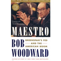 Maestro. Greenspan's Fed And The American Boom