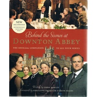 Behind The Scenes At Downtown Abbey