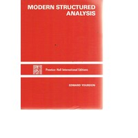 Modern Structured Analysis