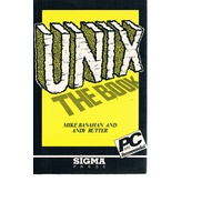 Unix.The Book