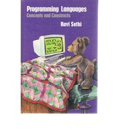 Programming Languages. Concepts And Constructs