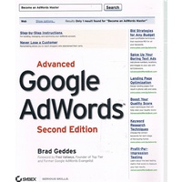 Advanced Google Adwords