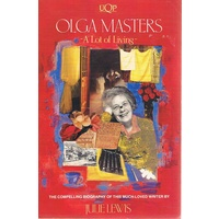 Olga Masters. A Lot Of Living
