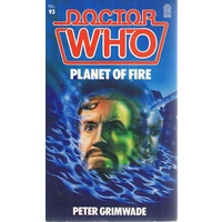 Doctor Who. Planet Of Fire