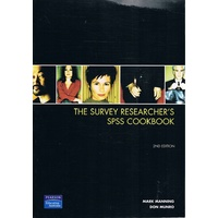 The Survey Researcher's SPSS Cookbook