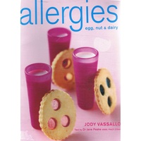 Allergies. Egg, Nut And Dairy