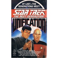 Unification. Star Trek, The Next Generation