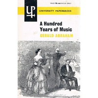 A Hundred Years Of Music.