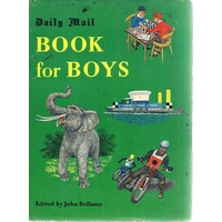 Daily Mail Book For Boys