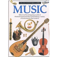 Music. Collins Eyewitness Guides