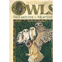 Australian Owls Frogmouths And Nightjars.