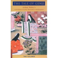 The Tale Of Genji. 2 Volume Set