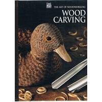 The Art Of Woodworking. Wood Carving