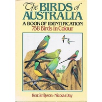 The Birds Of Australia. A Book Of Identification