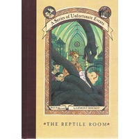 The Reptile Room. A Series Of Unfortunate Events