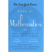 Book Of Mathematics. More Than 100 Years Of Writing By The Numbers