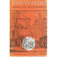 English Drama. Forms and Development