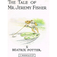 The Tale Of Mrs Jeremy Fisher