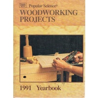 Woodworking Projects, 1991 (Woodworking Projects Yearbook)