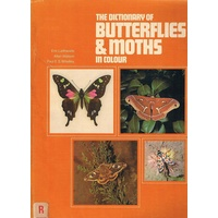 The Dictionary Of Butterflies And Moths In Colour.