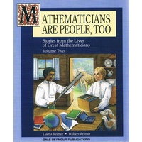 Mathematicians Are People, Too (Volume Two)
