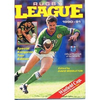 Rugby League 1990-91