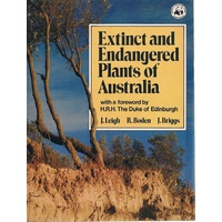 Extinct Endangered Plants Of Australia