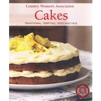 CWA Cakes. Traditional, Tempting, Tried And True