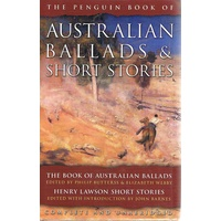 The Penquin Book Of Australian Ballads & Short Stories. Henry Lawson Short Stories