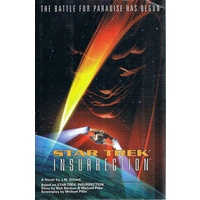 Star Trek Insurrection. The Battle For Paradise Has Begun.