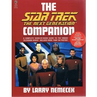 The Companion  Star Trek. The Next Generation